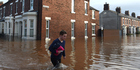 View: In pictures: British floods