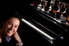 Sayaka Hughes is one of two young women who are guest artists at the Rotorua Branch of Institute of Registered Music Teachers New Zealand Showcase Concert today.  Photo/File