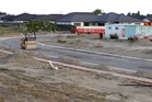 Twenty-four sections are being developed on Rakaia Way, Parklands, Napier. Photo / Duncan Brown