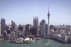 See this supplied animation of a new 39-storey $681 million downtown office tower on Auckland's waterfront.