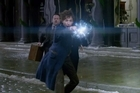 The first trailer for the Harry Potter spin-off movie, Fantastic Beasts and Where to Find.