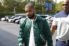 Drake arrives at Arthur Ashe Stadium during the 2015 US Open. Photo / Getty Images