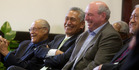 Te Arawa partnership signing