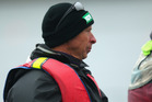 New Zealand rowing coach Dick Tonks. Photo / Getty