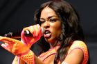 Rap star, Azealia Banks. Photo / Getty Images
