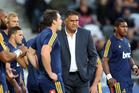 Jamie Joseph led the Highlanders to this season's Super Rugby title. Photo / Getty