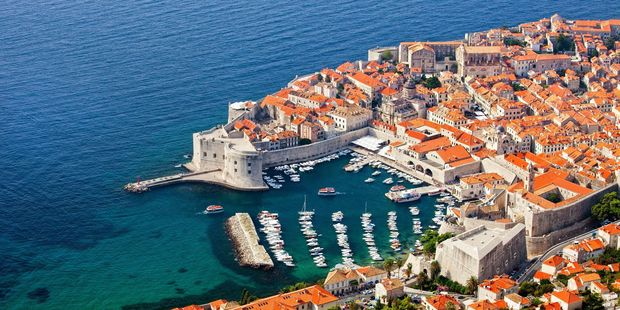 Dubrovnik Old Town on in Croatia. Photo / Supplied
