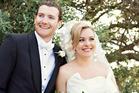 Clark Boustridge and Sally Coleman. Photo / Supplied