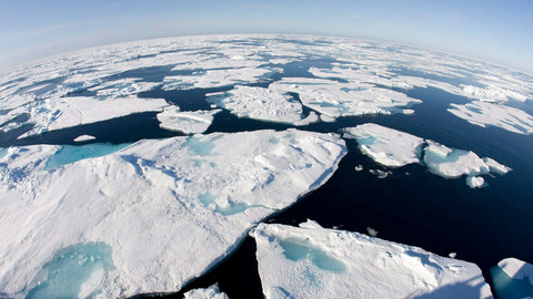 Annual report notes record warmth, retreating ice in Arctic