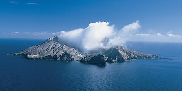 White Island. Photo / Supplied