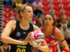 Netball Australia announced yesterday it is seeking to introduce as many as three extra franchises to the league in 2017. Photo / Alan Gibson.