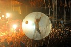 The Flaming Lips were one of a number of international acts scheduled to perform at Echo Festival. Photo / Getty Images
