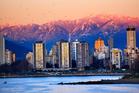 Vancouver's skyline. Photo / 123RF