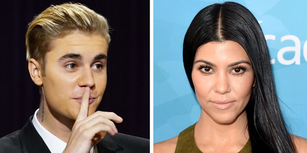 Kourtney Kardashian Moves To Diddy's Son From Justin Bieber