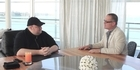 Watch: Watch: Kim Dotcom talks with NZ Herald's David Fisher