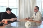 Kim Dotcom talks to David Fisher ahead of finding the extradition decision is coming back before Christmas.