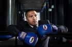 Banker RaWiki ishaving success in the boxing ring. PHOTO/ANDREWWARNER