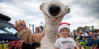 Weather holds out for festive fun