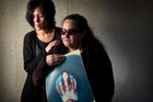 The inquest into the death of Mihinui Tamiana showed she had no alcohol in her system. Pictured is her grieving family.