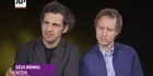 'Son of Saul' star discusses film's timeliness