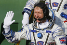 Astronaut calls from space, gets voicemail