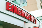 The man remained in a critical condition in the intensive care unit at Waikato Hospital last night. Photo / File
