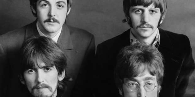 Music from The Beatles is now available on Apple Music, but its growth has been 'underwhelming'. Photo / Getty