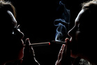 Nicotine-free e-cigarettes caused 50 per cent more DNA strand breaks; for those with nicotine, the damage rose three-fold in eight weeks. Photo / John Borren