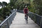 The Devonport Green Route cycleway. Photo / Supplied