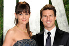 The Top Gun star and Katie Holmes, who was his third wife, split in 2012 after six years together. Photo / AP