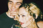 Madonna posted this photo of her and Rocco with the caption: