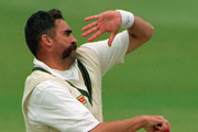 Cricket's sledging wars are back on. Photo of Merv Hughes / Getty Images