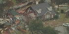 Raw: Homes devastated from Texas tornadoes