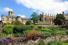 Oxford's Christ Church College and Cathedral. Photo / Thinkstock
