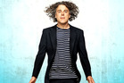 Comedian Alan Davies is set to perform in New Zealand in July.