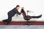 Some offices allow for silly pranks to add to a fun environment at work. Photo / Thinkstock