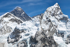 The star of the Himalayas, Mt Everest. Photo / Thinkstock