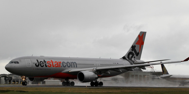 Under the formal agreement signed this week, Jetstar has made court enforceable undertakings to change its conduct on its website by April 30. Photo / Greg Bowker