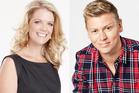 Jeanette Thomas and Matt Gibb host TV One's Good Morning.