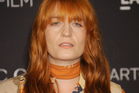 Singer Florence Welch says there's a good reason why she took a year off. Photo/Getty