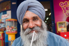Sukhjit Singh says he has loved every one of the 10 years of owning Dianne Dairy and the customers he serves everyday. PHOTO/BEN FRASER