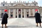 St Peter's basilica in Vatican City. Photo / Franco Origila