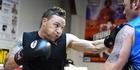 View: Brendon McCullum's sparring session with Joseph Parker