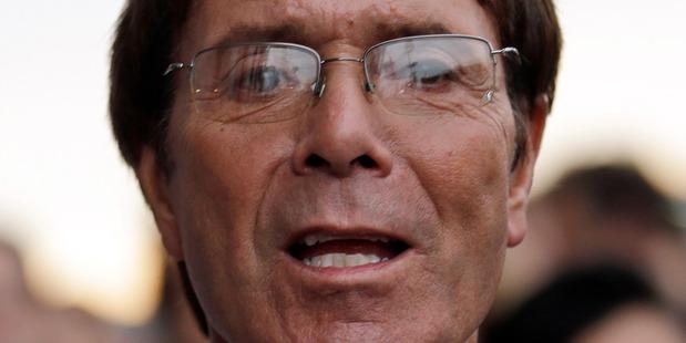 Cliff Richard. Photo / AP