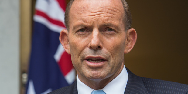 Rumours are again swirling about the future of Australian Prime Minister Tony Abbott. Photo / AP