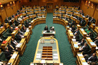 Here in New Zealand, the top 1% of income earners now includes our representatives in Parliament. Photo / NZH