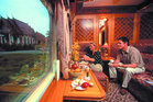 The Eastern & Orient Express's route goes through steamy jungle, but its passengers remain in airconditioned comfort. Photo / Supplied