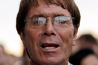 Sir Cliff Richard. Photo / AP