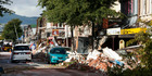 Tower estimates the Canterbury quakes attracted gross claims totalling $792 million, of which $206.8 million was still outstanding at September 30. Photo / NZME.