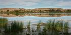 Lake Hatuma is teeming with wildlife. Photo / NZME.
